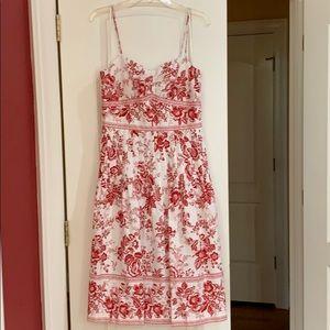 Spaghetti strap summer dress